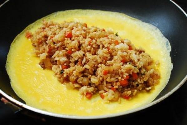 املت برنج