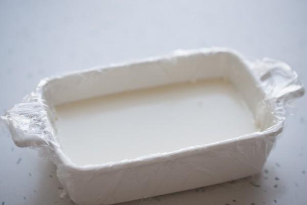 پودینگ شیر نارگیل